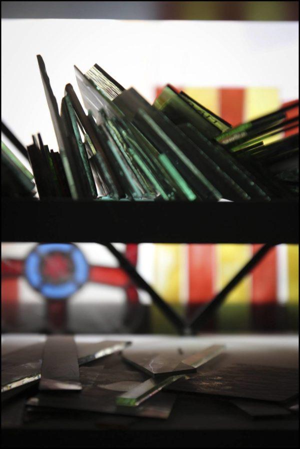 Jean-Jacques Fanjat - Créateur/Resaturateur de vitraux